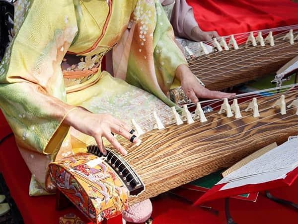 日本の伝統を伝える事業イメージ