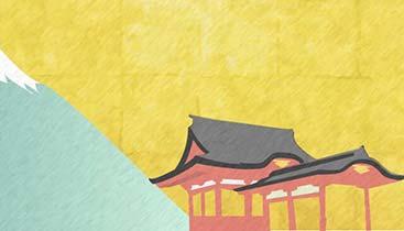 奈良時代の和風デザイン 日本伝統の和柄と和風配色