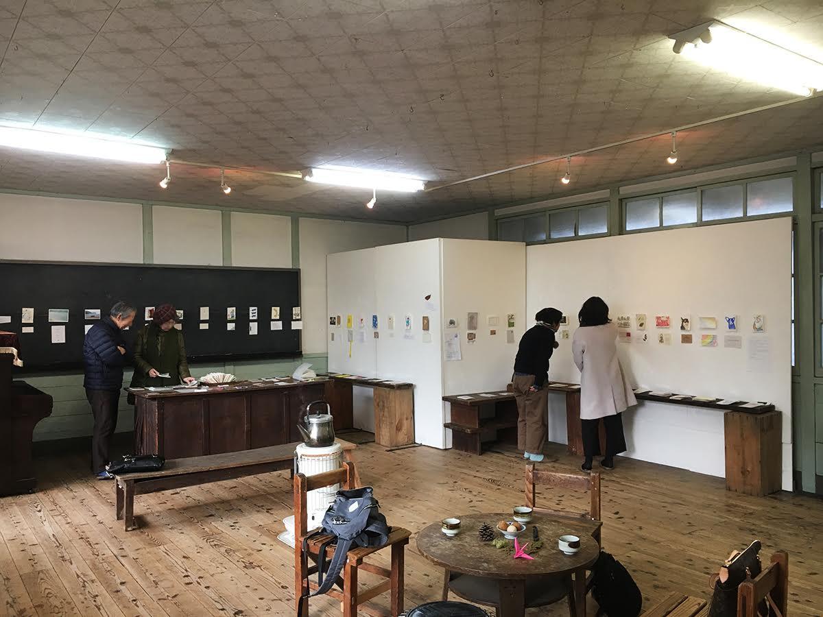ソーイングギャラリー冬の企画展『繕いの便り展 #16』